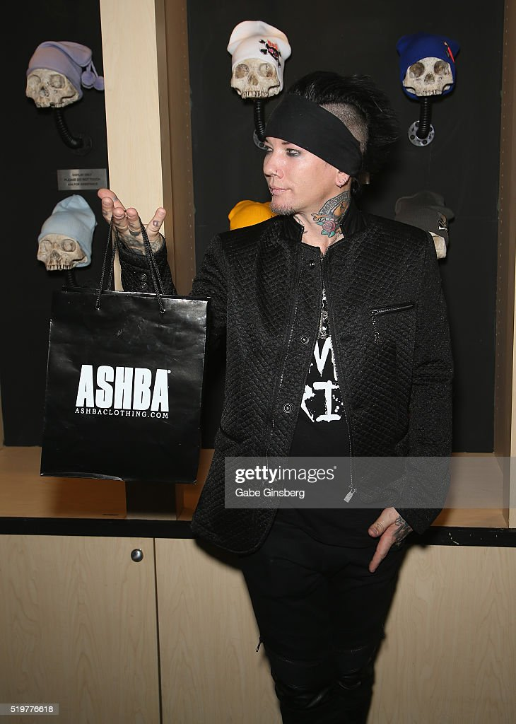A M Attends The Grand Opening Of His Ashba Clothing Store