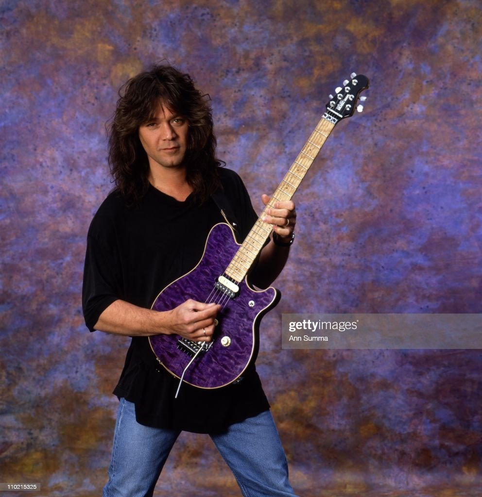 3 801 Eddie Van Halen Photos And Premium High Res Pictures Getty Images
