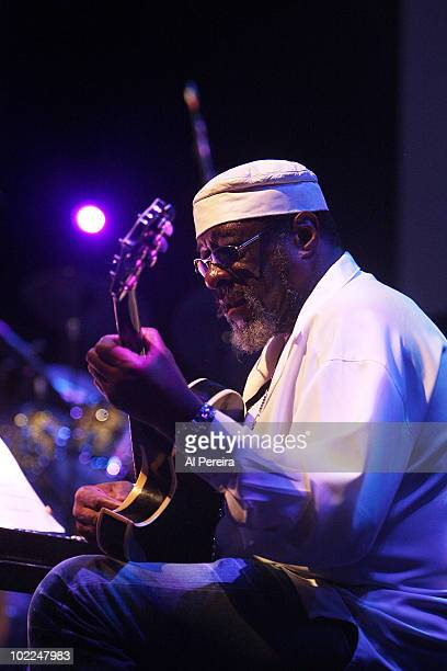 Guitarist James Blood Ulmer performs as part of an allstar Jazz band called Bitches Brew Revisited that explores Miles Davis' 1970 landmark album as...