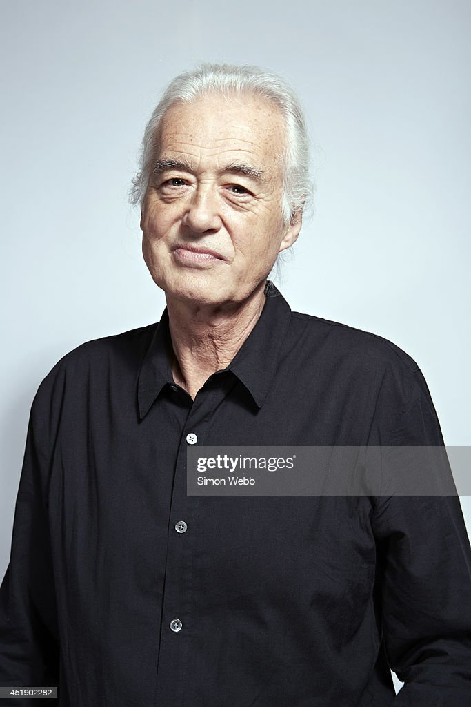 Jimmy Page, Self assignment, June 26, 2014