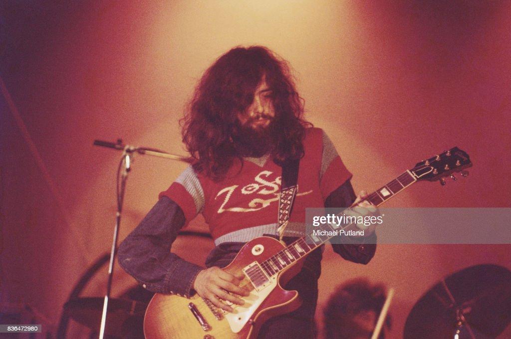 Led Zeppelin : ニュース写真