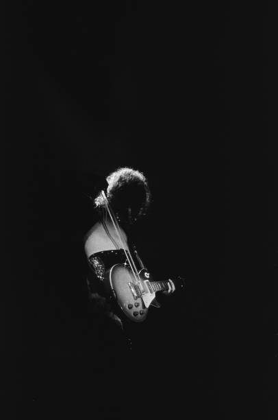 Jimmy Page At The Forum