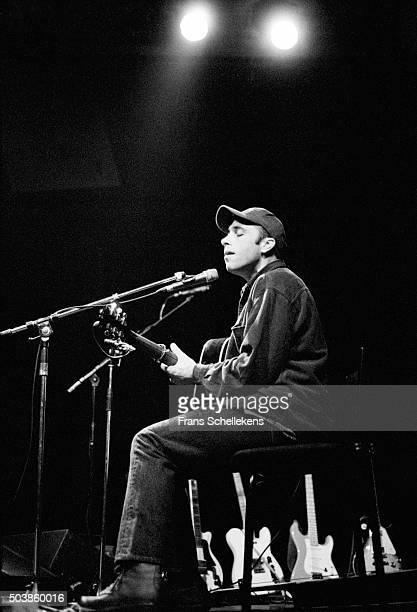 Guitarist Kelly Joe Phelps performs at the Paradiso on May 26th 1998 in Amsterdam, the Netherlands.