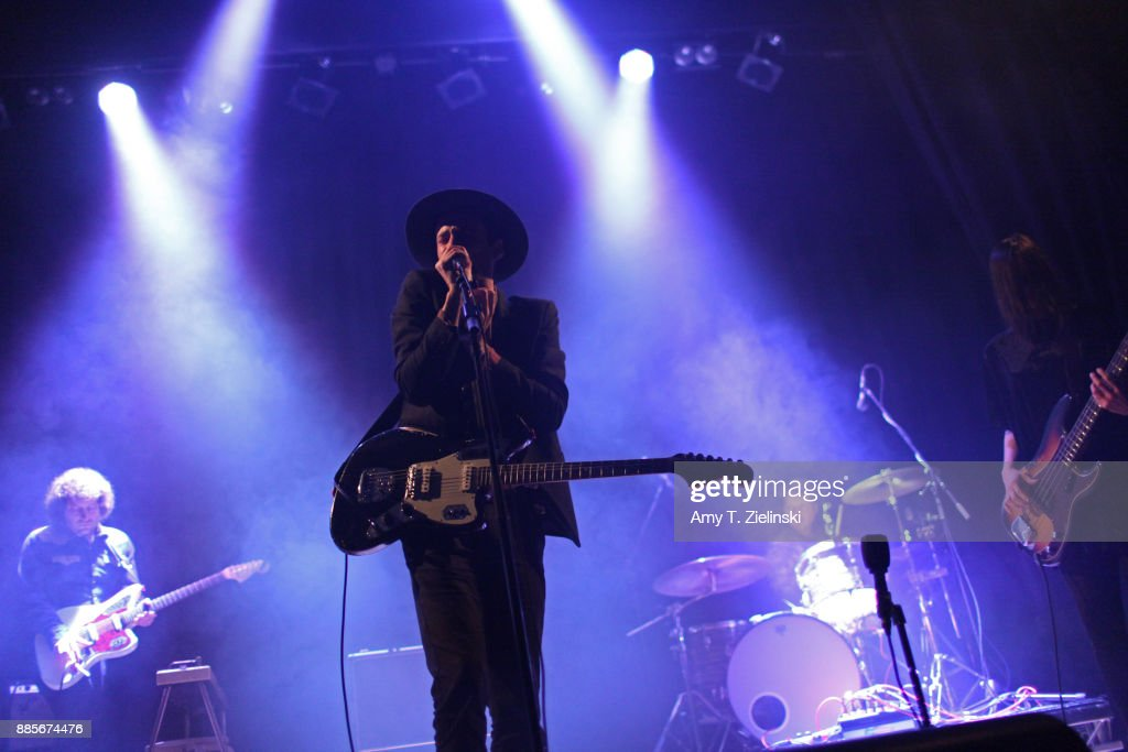The Veils Perform At Islington Assembly Hall In London : News Photo