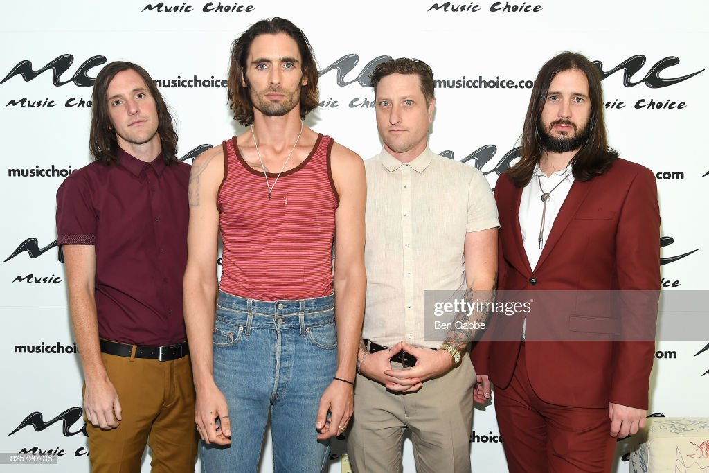 The All American Rejects Visits Music Choice