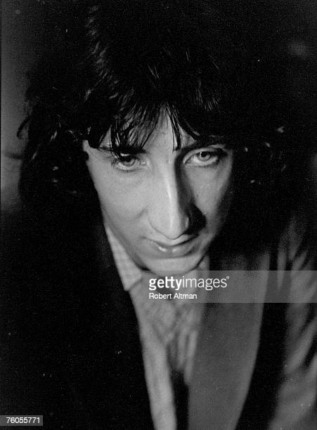 Guitarist Pete Townshend of the rock and roll band The Who performs onstage in circa 1966