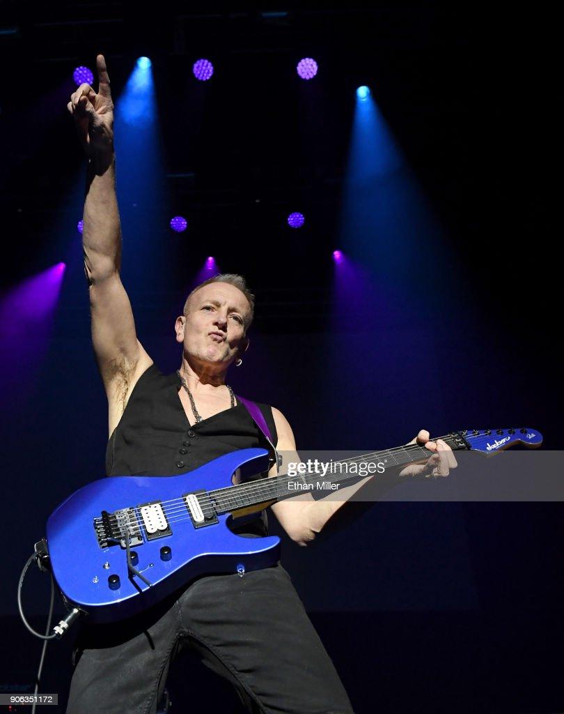 G3 Concert Tour At Brooklyn Bowl Las Vegas : News Photo