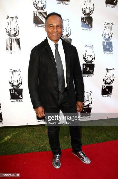 Guitarist Ray Parker Jr. Attends the 28th Annual Heroes and Legends Awards at Beverly Hills Hotel on September 24, 2017 in Beverly Hills, California.