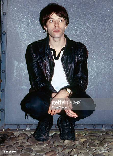 Guitarist Richey Edwards from the Manic Street Preachers UK early 1994