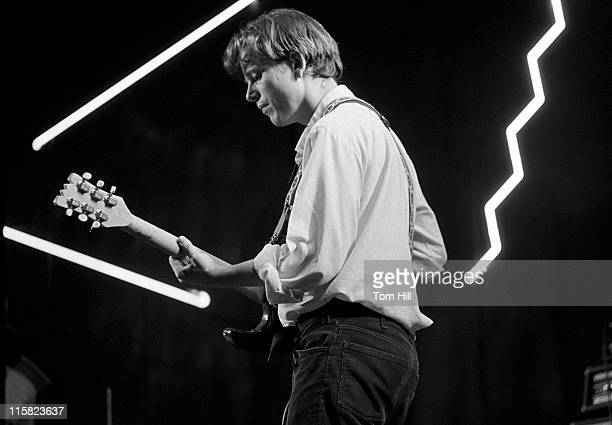 Ricky Wilson of The B52's during The B52's Concert at the Classic Theater May 20 1978 at Classic Theater in Athens Georgia United States