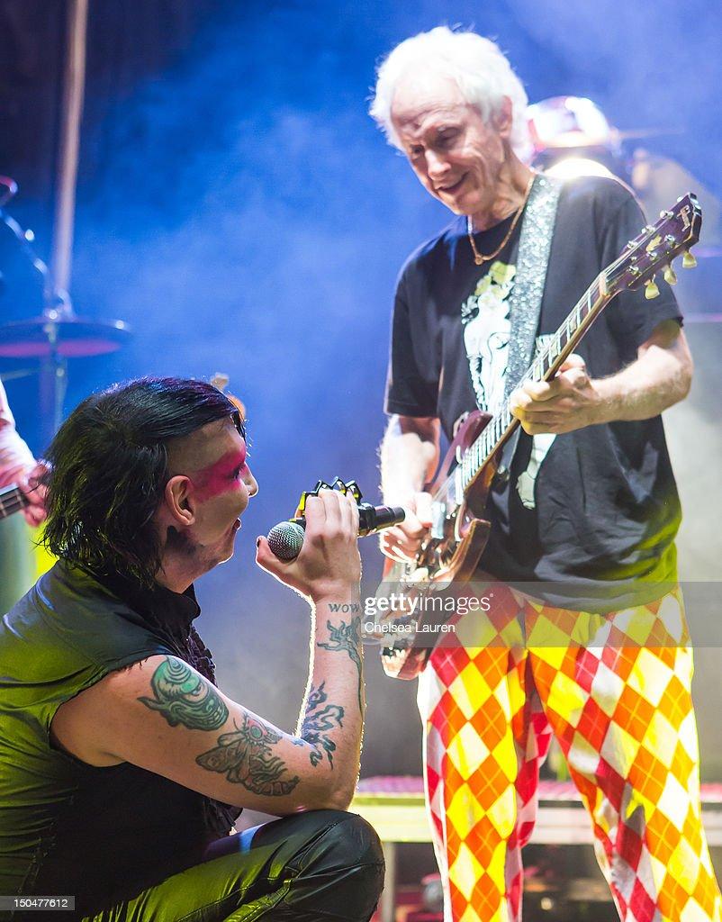 2012 Sunset Strip Music Festival - Day 3 : News Photo