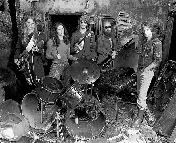 the dixie dregs in burned out practice room april 20 1981 photos and images getty images. Black Bedroom Furniture Sets. Home Design Ideas