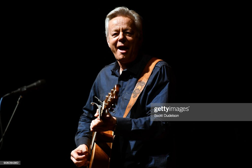 Tommy Emmanuel Performs At Smothers Theatre