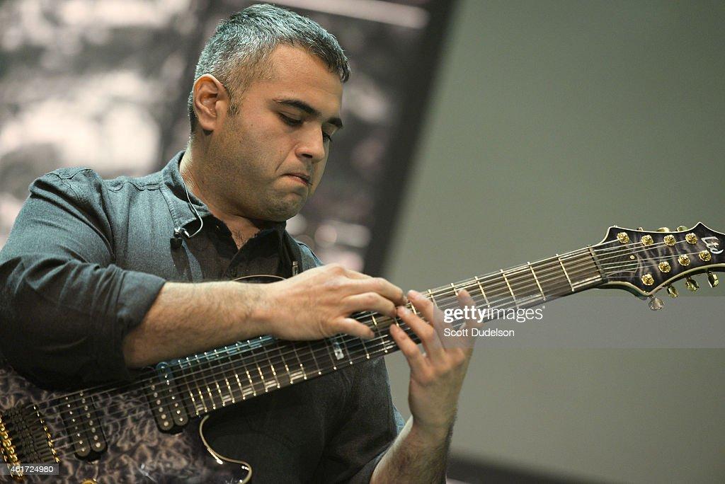 Guitar Center's 26th Annual Drum-Off Finals : ニュース写真