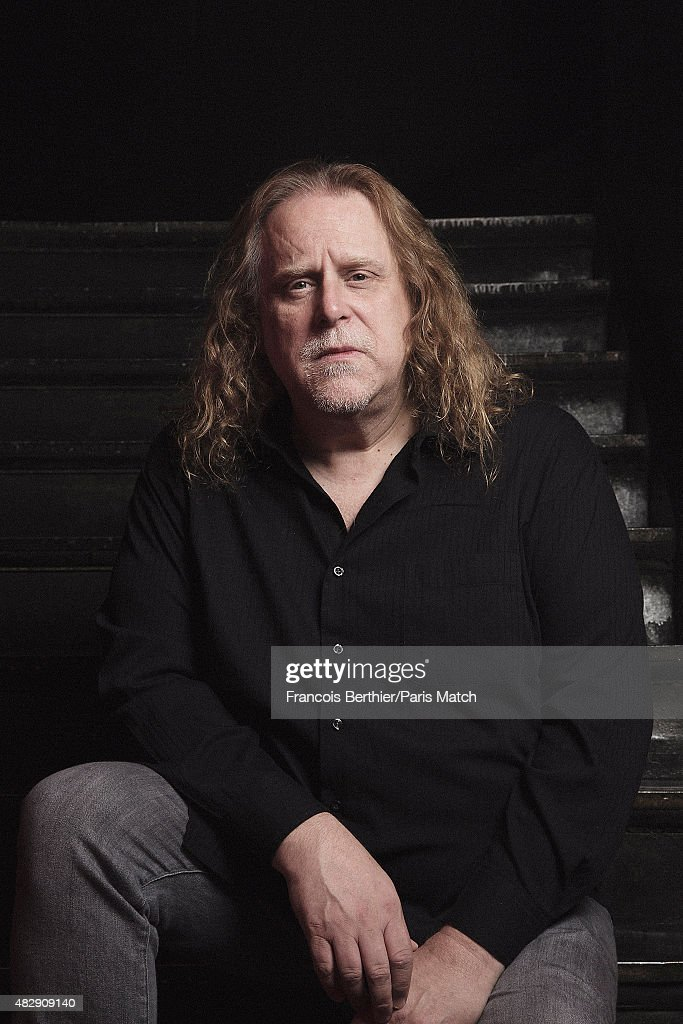 Guitarist Warren Haynes is photographed for Paris Match on May 5, 2015 in Paris, France.