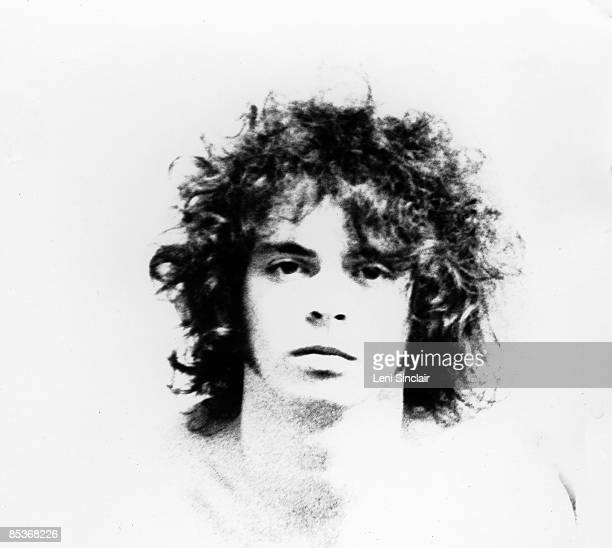 Guitarist Wayne Kramer of the group MC5 poses for a portrait in 1967 in Detroit Michigan