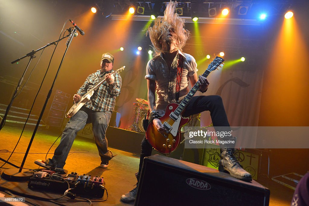 Black Stone Cherry Live At KOKO