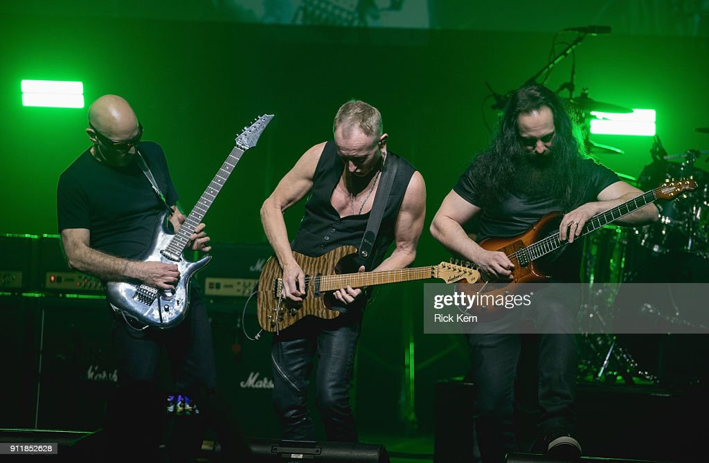 JOE SATRIANI, JOHN PETRUCCI And STEVE MORSE To Join Forces For ...
