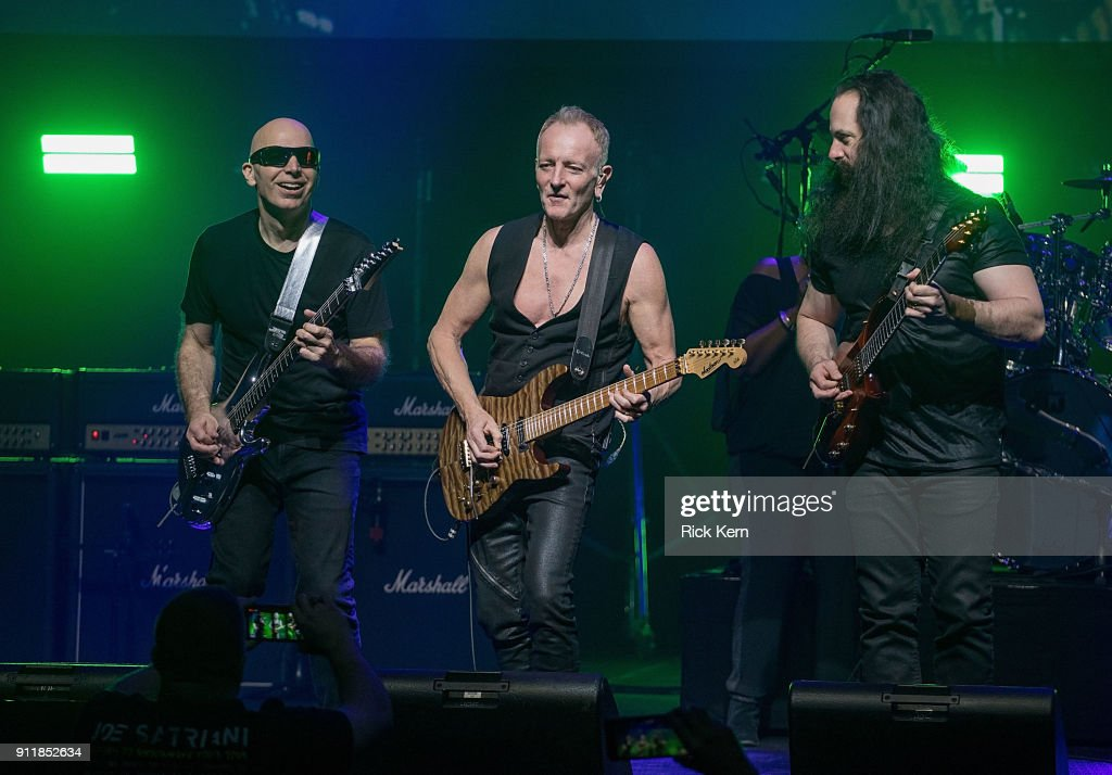 Joe Satriani in G3 Concert Tour at Brooklyn Bowl Las Vegas 15 of ...