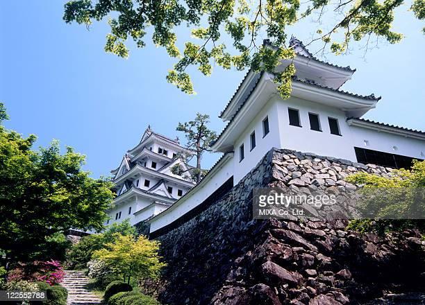 Gujo Hachiman Castle, Gujo, Gifu, Japan