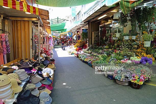Gukje Market, Busan, Korea