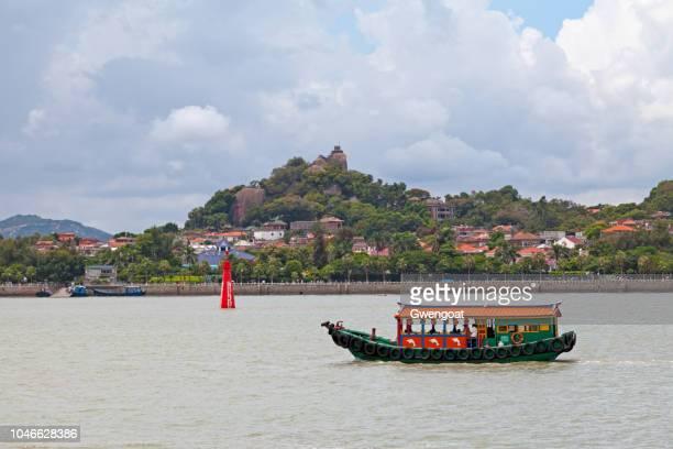 gulangyu island in china - gwengoat stockfoto's en -beelden