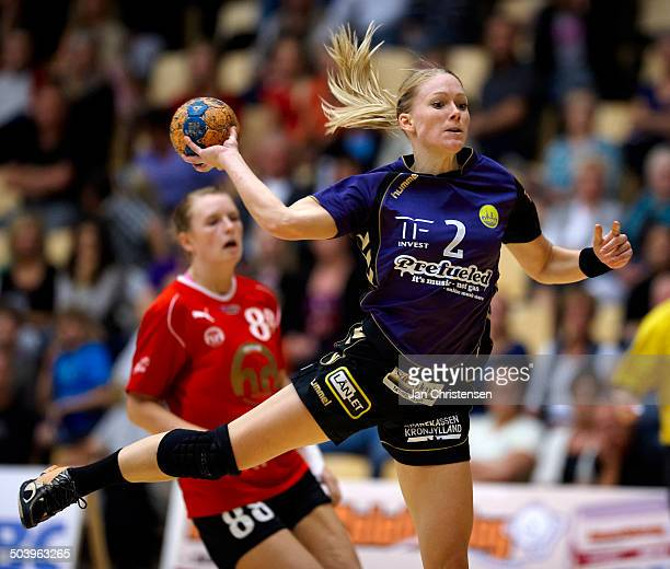 Guldbageren Ligaen Gite Brøgger Led SK Århus © Jan Christensen / Frontzonesportdk