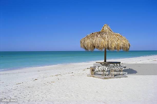 Gulf Coast beach, Longboat Key, Florida, USA
