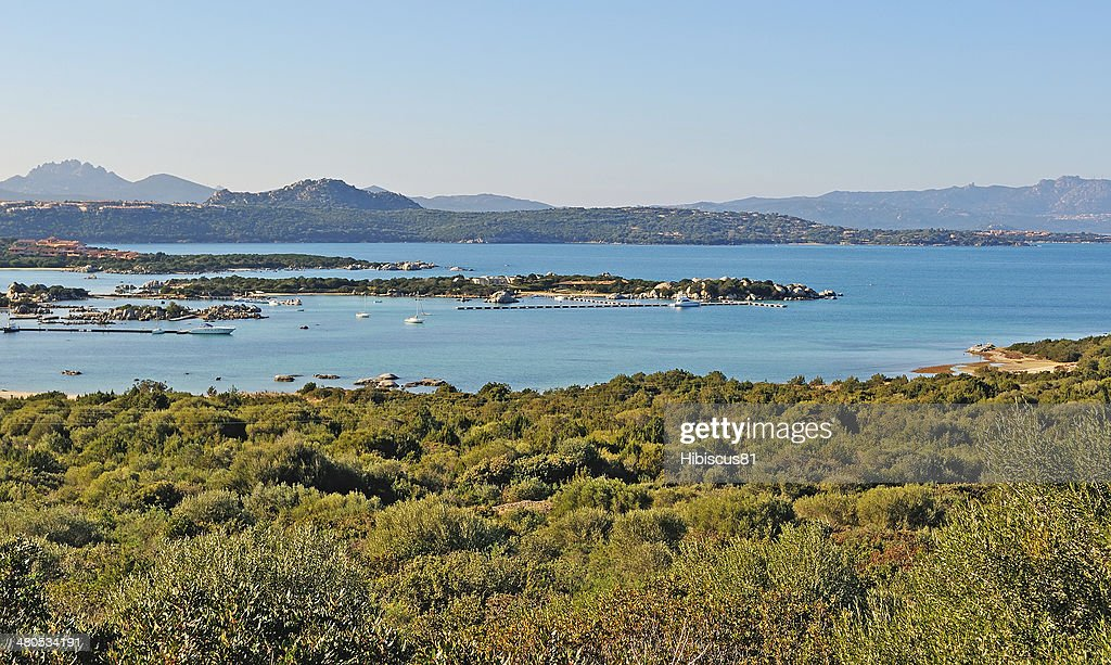 Golfo di Marinella : Stock Photo