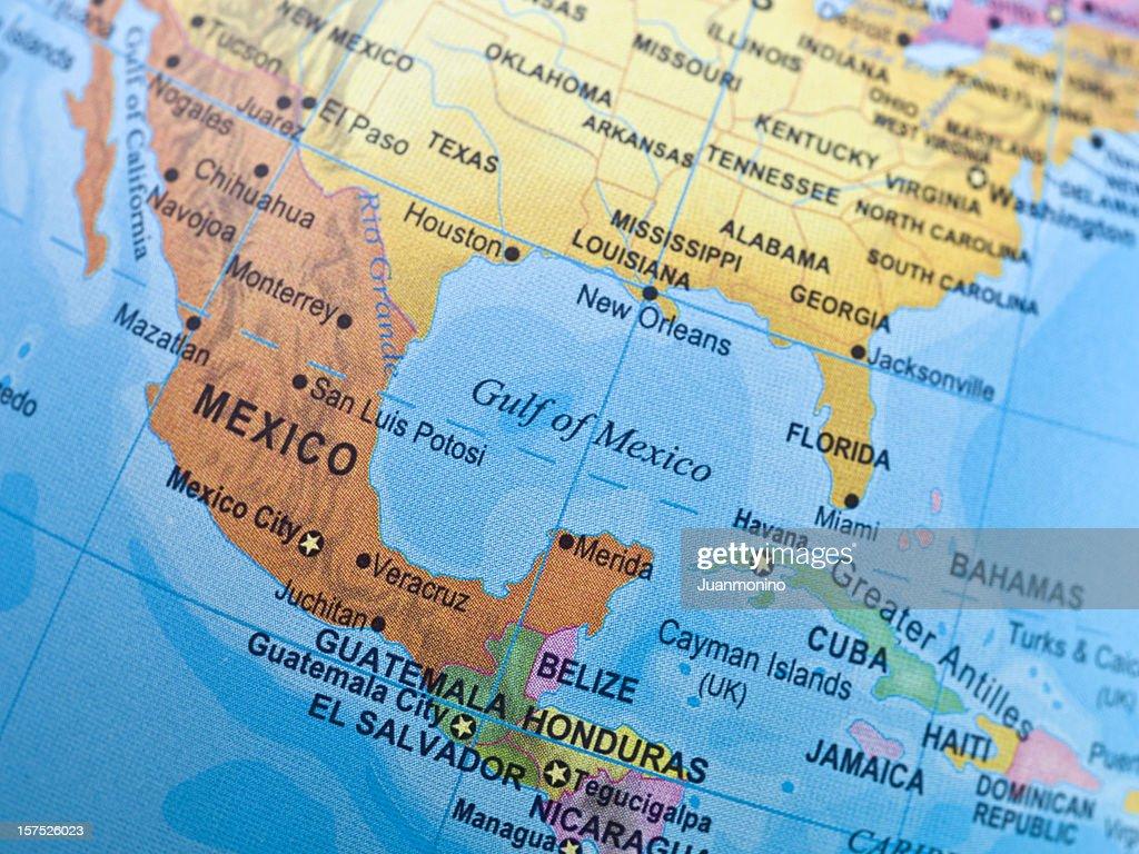 Gulf of Mexico : Stock Photo