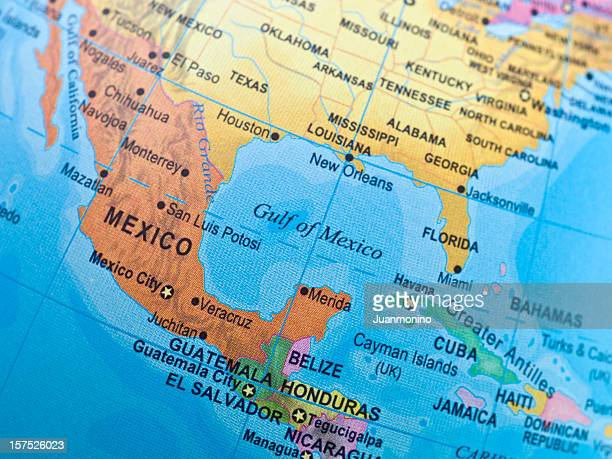 gulf of mexico - gulf coast states stockfoto's en -beelden