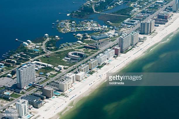 Gulf Shores resort Beaches