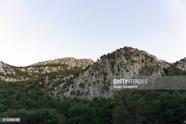 Gulluk Mountain National Park, Antalya