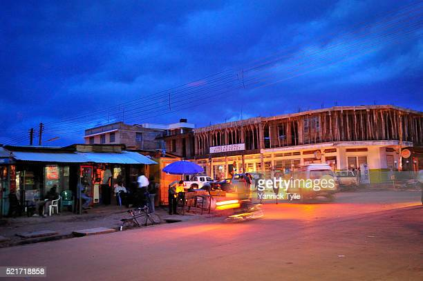 gulu town - gulu stock photos and pictures