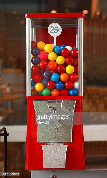 gumball machine - gumball machine stock pictures, royalty-free photos & images
