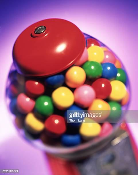 30 Old Fashioned Bubble Gum Machine Photos and Premium High Res ...