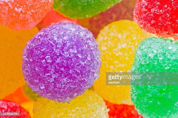 gumdrop world (xxl) - gum drop stock photos and pictures