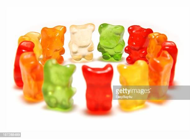 Gummy bear meeting