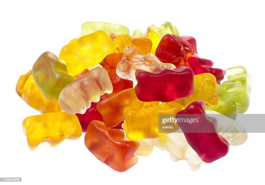 gummy bears : Stock Photo
