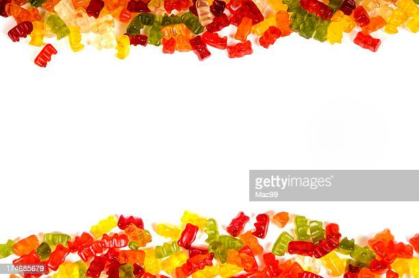 Gummybear Background