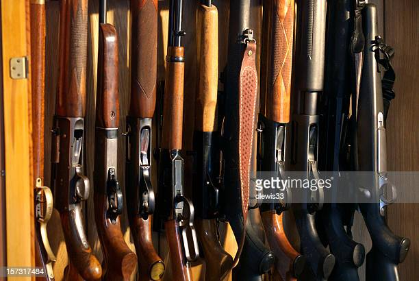 gun case - rack stock pictures, royalty-free photos & images