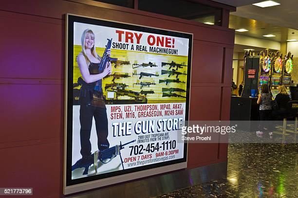 Gun store ad