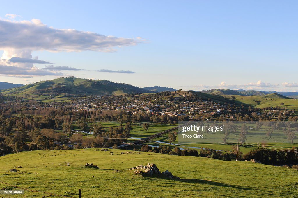 Gundagai Nsw Stock Photo | Getty Images
