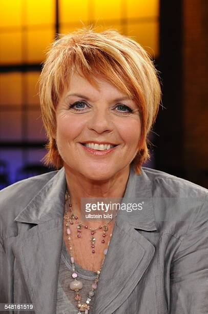 Gundlach Alida Television Presenter Germany