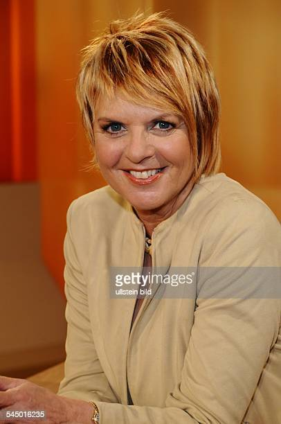 Gundlach Alida Television Presenter Germany/Netherlands