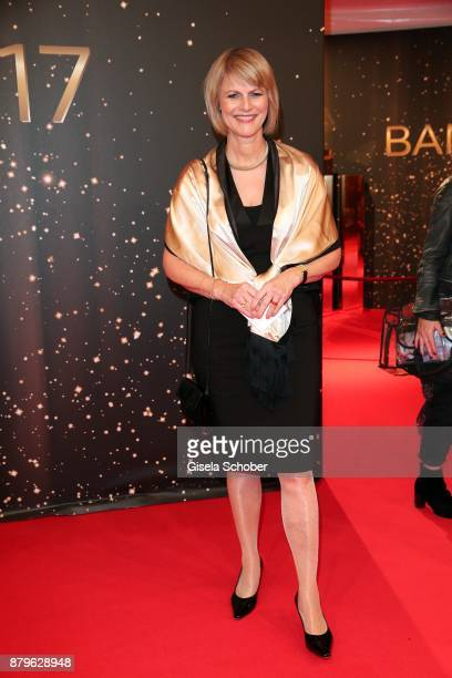 Gundula Gause during the Bambi Awards 2017 at Stage Theater on November 16 2017 in Berlin Germany