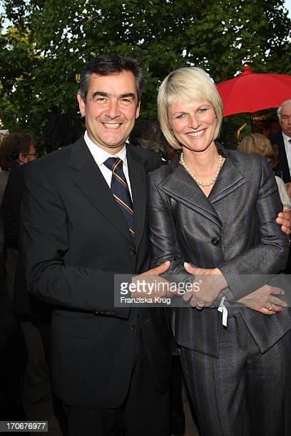 Gundula Gause Und Ehemann Peter Schmitz Vor Der Premiere Der Nibelungenfestspiele In Worms