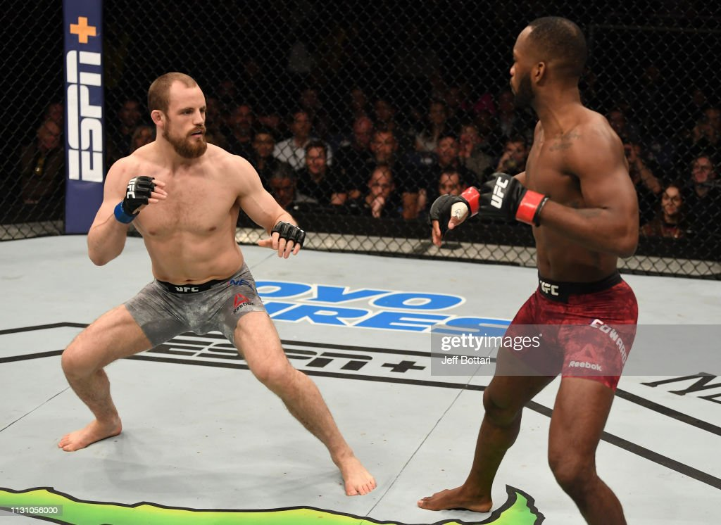 UFC Fight Night: Edwards v Nelson : News Photo