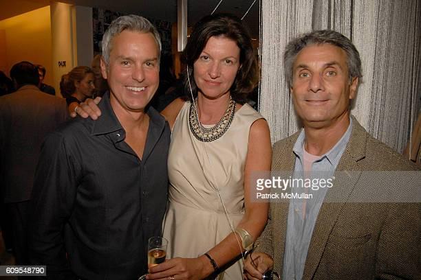 Gunner Spaulding Cindy Weber Cleary and Matt attend CFDA DIANE VON FURSTENBERG and CHARLIE SCHEIPS Celebrate AMERICAN FASHION at Bergdorf Goodman on...