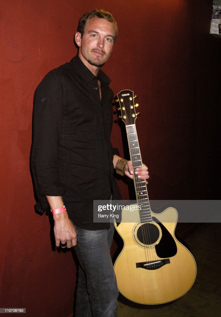 Gunner Wright during Celebrate Life! Benefit Concert For American Foundation For Suicide Prevention - Red Carpet and Inside at Knitting Factory in Hollywood, CA., United States.